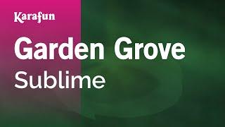 Karaoke Garden Grove - Sublime *