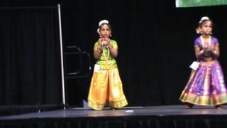 Sanju Bharathanatiyam at India Festival 2013