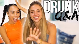 DRUNK Q&A | Spilling Secrets with MyLifeAsEva
