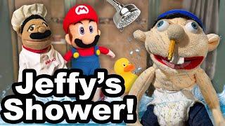 SML Parody: Jeffy's Shower!