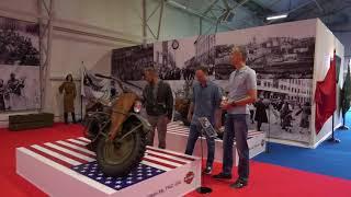 Taste of Russia visits Motorworld