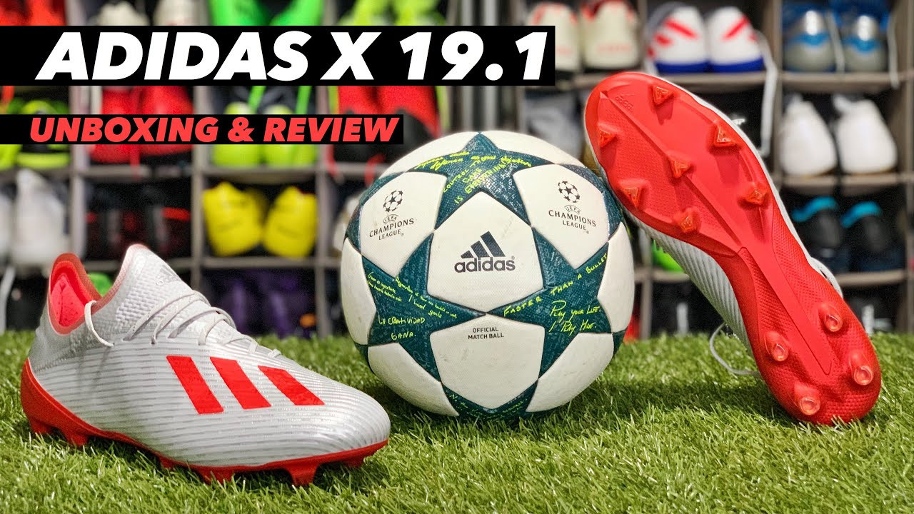 ADIDAS X 19.1 | UNBOXING & REVIEW