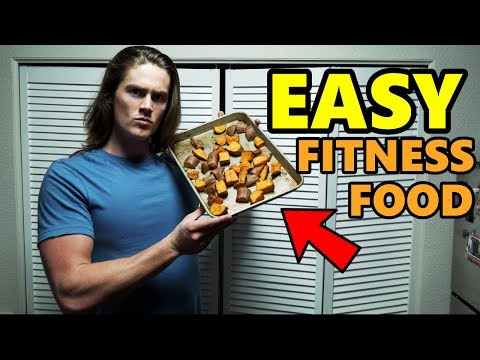 Fitness Food: Sweet Potatoes (EASY Prep!)