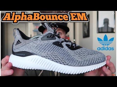 adidas boost white adidas alphabounce em review