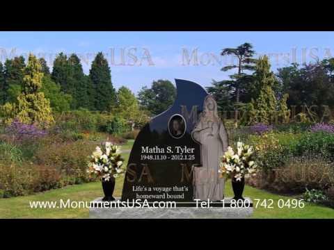 Wood Headstone Patterns