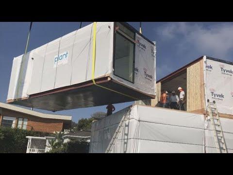 "Amazon invests in prefab home builder ""Plant Prefab"""