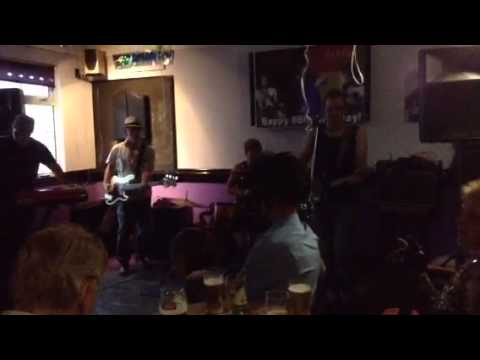 One Love/Stir It Up - Bob Marley. Performed by Tony Morley & The Little Giants