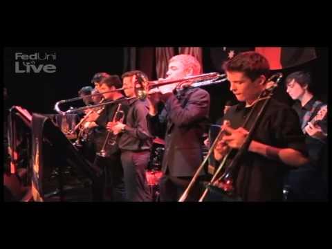 BALLARAT GRAMMAR CONCERT BAND - Woodchopper's Ball (live)