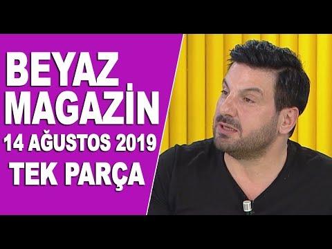 Beyaz Magazin 14 Ağustos 2019 - Davut Güloğlu