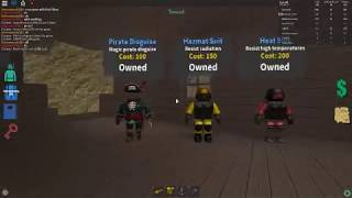 Roblox Scuba Diving at Quill Lake (Beta) (Secret notebooks)