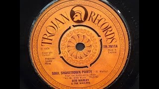 The Wailers - Soul Shakedown Party