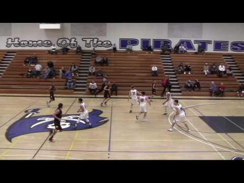 Sacramento City vs Cuesta College  Men's Basketball 1st Half LIVE 12/15/16