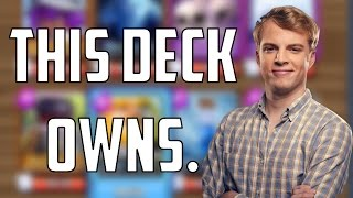 Clash Royale - THIS IS THE BEST DECK.