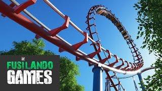 Planet Coaster | Fusilando Games
