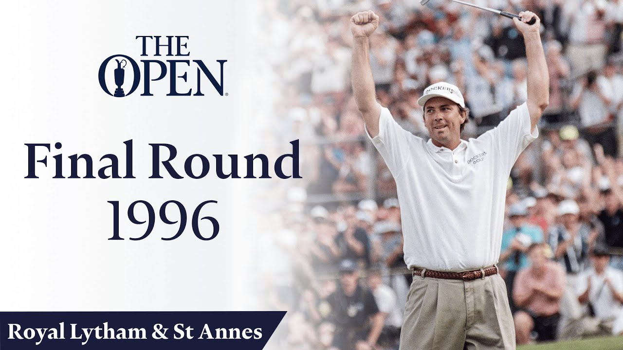 Tom Lehman - Final Round in full | The Open at Royal Lytham & St Annes 1996