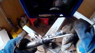 Сварка тонких труб толстыми электродами(Как варить тонкие трубы толстыми электродами четверкой., 2016-03-24T04:24:19.000Z)