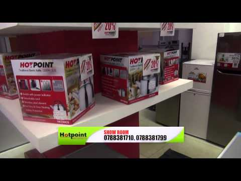 NEW LG SHOWROOM by HOT POINT