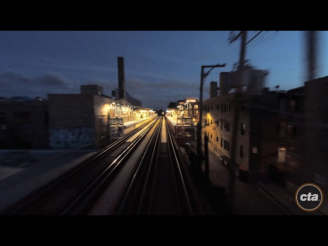 CTA's Ride the Rails: Brown Line Real-time (2019) v1.1