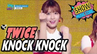 [HOT] TWICE(트와이스) - KNOCK KNOCK, Show Music core 20170304