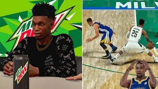 Breaking Steph Curry Ankles | Mountain Dew Endorsement | NBA 2k18 MyCareer #8