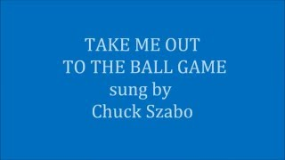 TAKE ME OUT TO THE BALL GAME words lyrics best top popular Baseball park songs trending