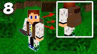 мод на рюкзаки для Майнкрафт пе 1.13! ОБЗОР МОДОВ #3! ТОПОВЫЕ МОДЫ! Minecraft