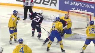 Highlights: USA vs Sweden - 2016 World Juniors Bronze Medal Game