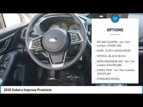 2020 Subaru Impreza Loveland CO U20270