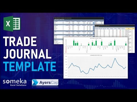 How to write a forex trading journal