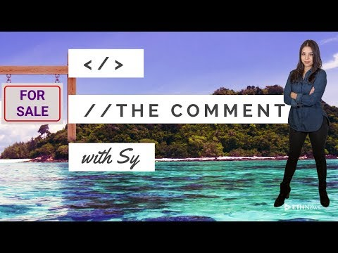 The Comment: Russian E-Voting, Island For Sale, Threw Away $85M Bitcoin - Episode 21