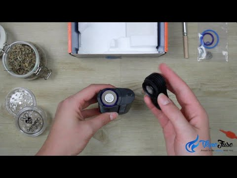 Storz & Bickel Crafty Portable Vaporizer With Dosing Capsule –  Unboxing