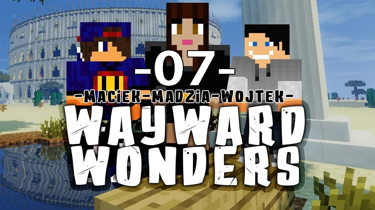 Wayward Wonders #07 – Dwa filary/w Gamerspace, Undecided