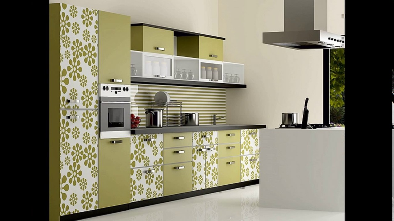 Great Greenlam Laminates Kitchen Design