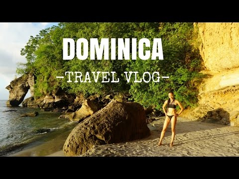 Dominica Travel Vlog I The Caribbean's Nature Island & Best