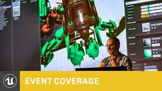 Gnomon Masterclass Part I: Building Better Pipelines for UE4 | Event Coverage | Unreal Engine