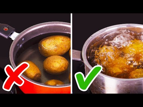 30 KITCHEN HACKS THAT WILL MAKE YOU THE BEST CHEF EVER