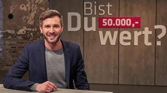 Bist Du 50.000,- wert? - Moderation: Jochen Schropp