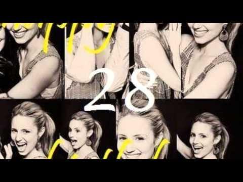 Happy Birthday Dianna Agron {diannaagronbday project 2014} V2