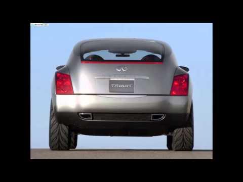 2003 Infiniti Triant Concept Youtube