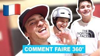 COMMENT FAIRE 360 EN TROTTINETTE FREESTYLE (HOW TO SCOOT)