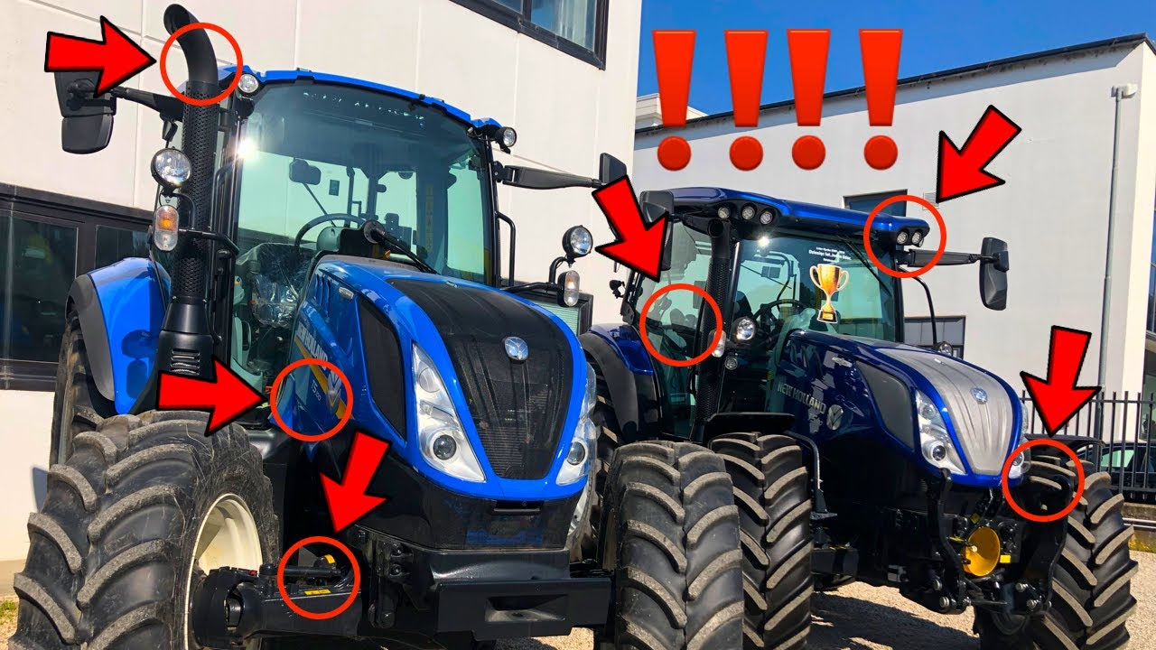 T5 Autocommand Electrocommand New Holland Cosa Cambia