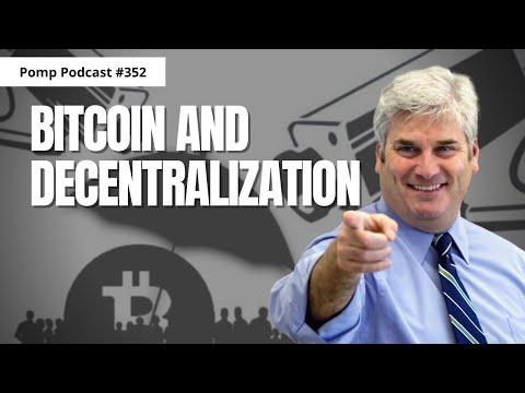 Pomp Podcast #352: Congressman Tom Emmer on Bitcoin and Decentralization
