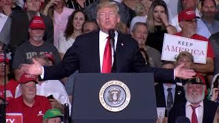 President Donald Trump speaks at MAGA event in Mesa, Arizona (full speech)