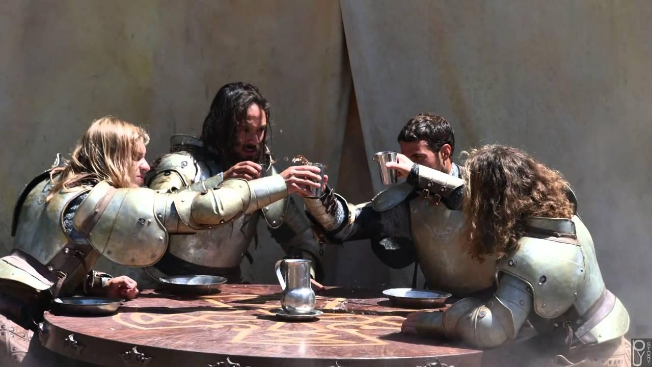 Les chevaliers de la table ronde youtube - Dessin anime chevalier de la table ronde ...