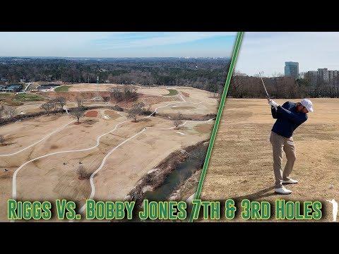 Riggs Vs Bobby Jones Golf Course (Atlanta, GA), 7th And 3rd Holes