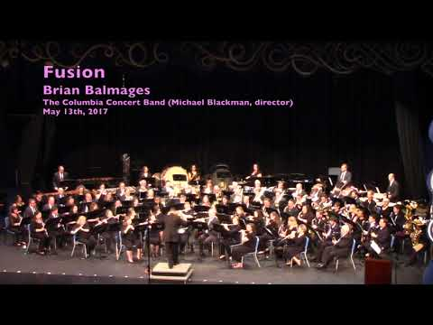 Columbia Concert Band Spring 2017 Concert