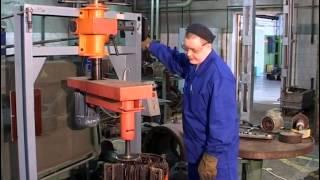 видео ремонт электрических двигателей