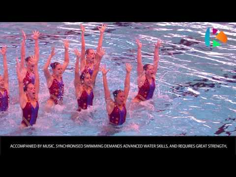Synchronised Swimming -  Olympic sprorts -  Rio 2016 - Wiki Videos by Kinedio