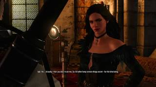 "Witcher 3: Yennefer Drops the ""F"" Bomb on Geralt"