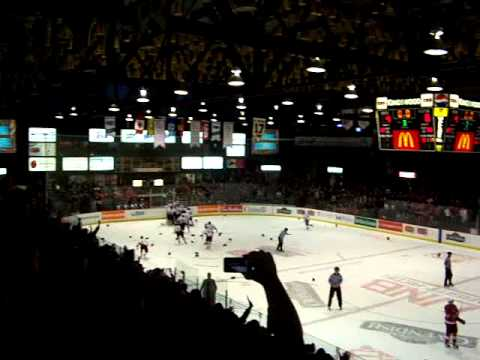 UNB V-Reds National Champions March 28, 2011